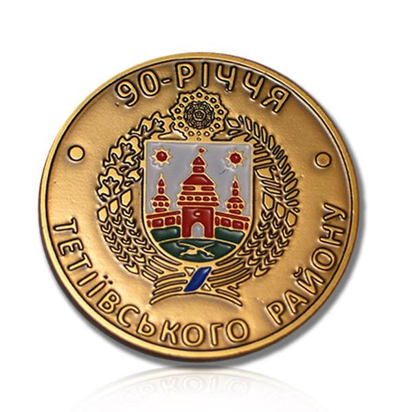 Юбилейные медали и сувениры