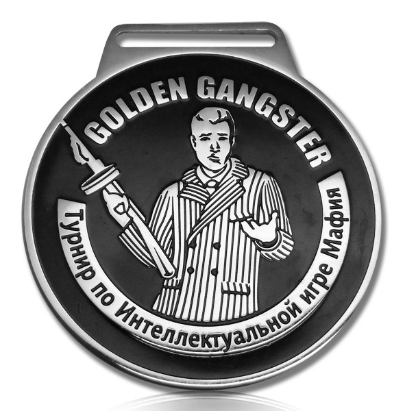 Медаль Golden Gangster