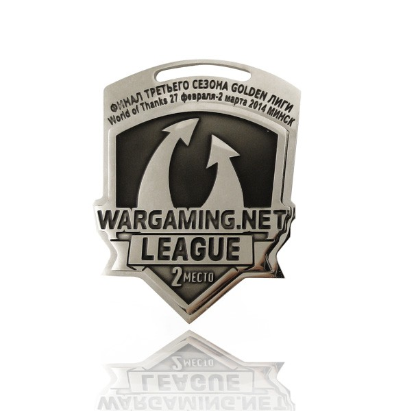 Медаль Wargaming.Net